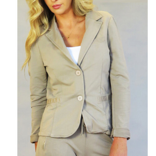 Light Grey Jacket