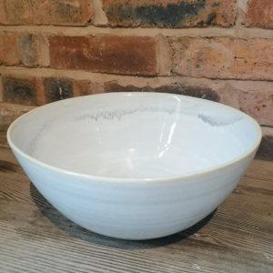 Parlane Grey & White Distressed Bowl