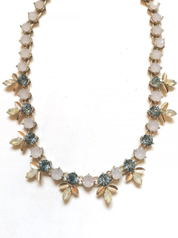 Lovett & Co Leaf Necklace