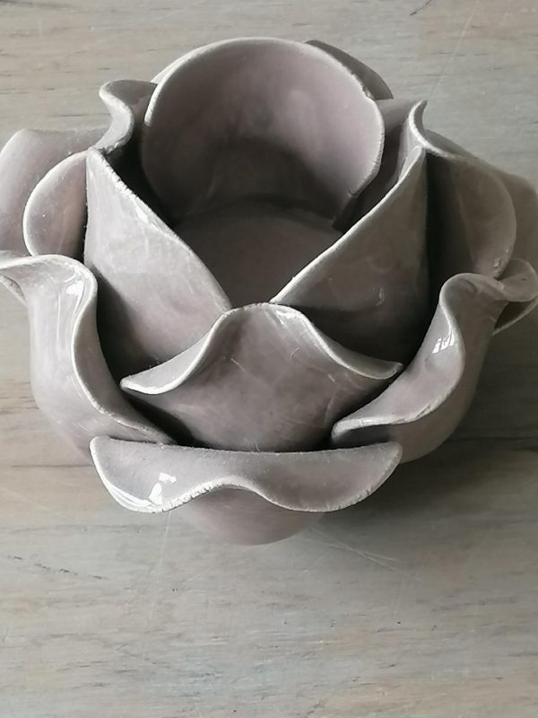 Parlane Flower Candle Holder