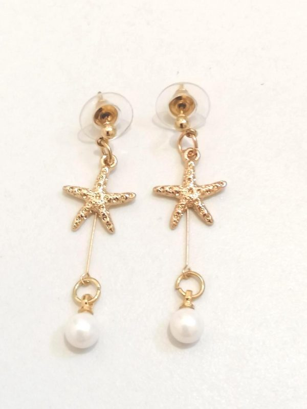 Little Starfish Earrings
