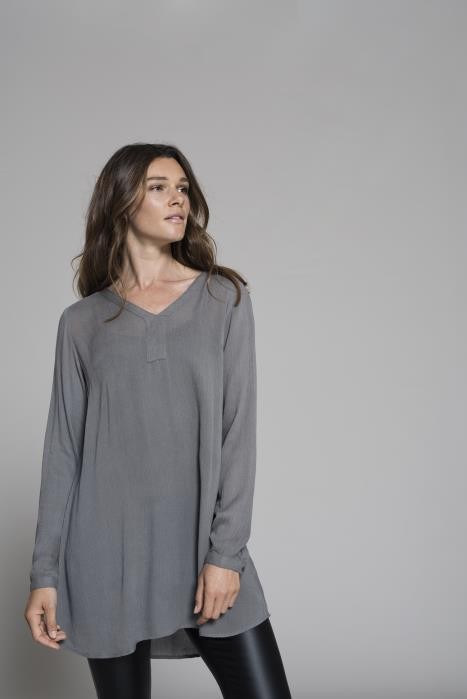 Kaffe Grey Tunic