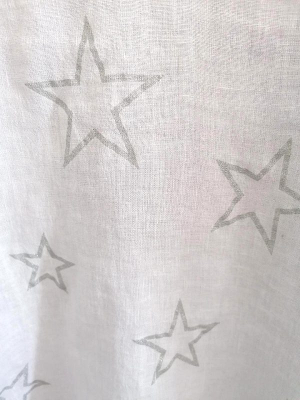 Light Grey Star T.shirt