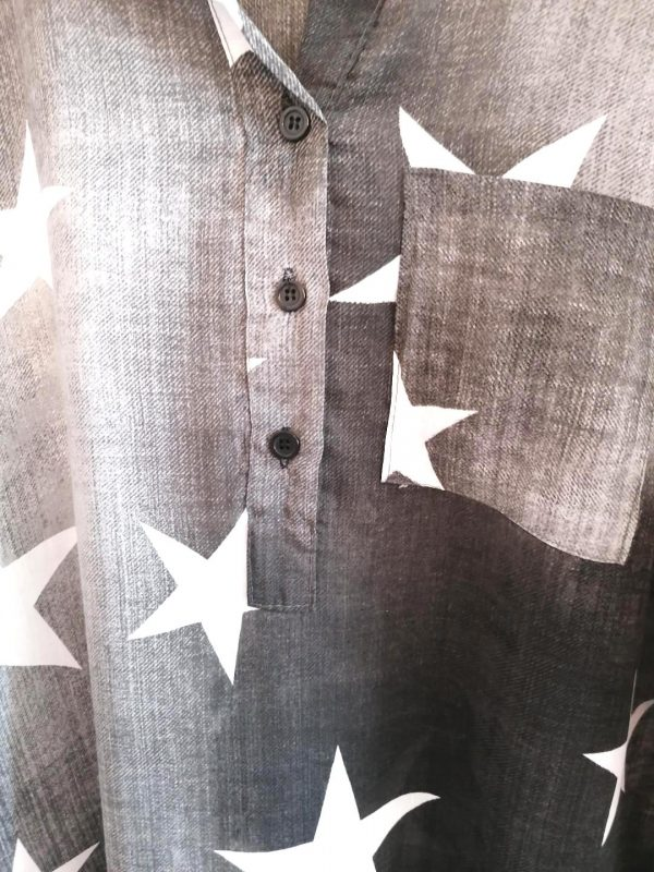 Black Star Tunic